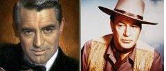 Cary Grant et Gary Cooper