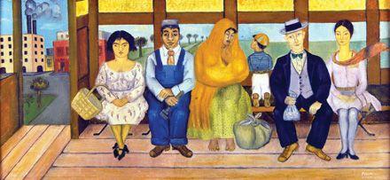 L'autobus de Frida